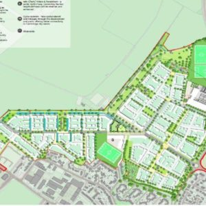 Resolution to Grant Planning Received at Land North of Cherry Hinton