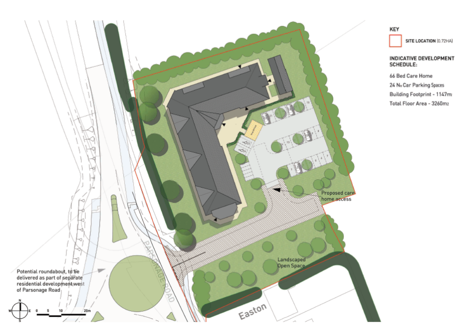 Care Home Masterplan