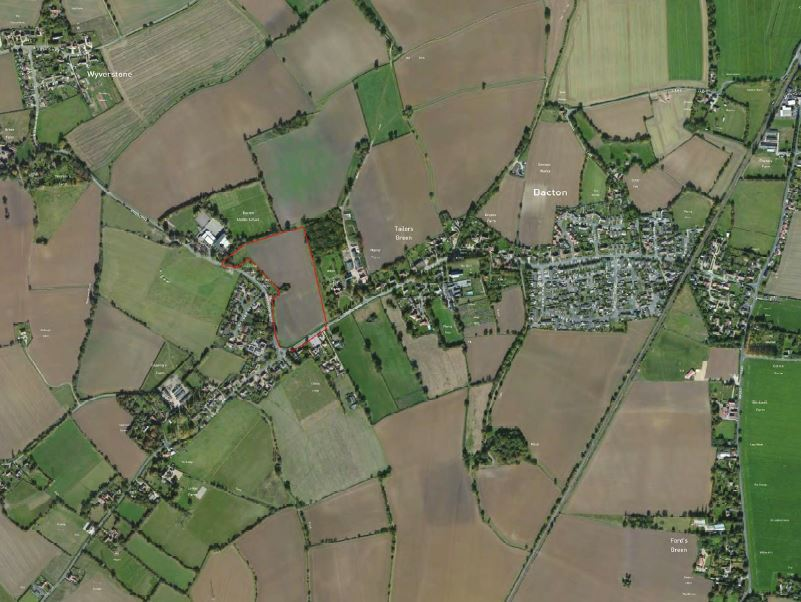 Bacton Aerial